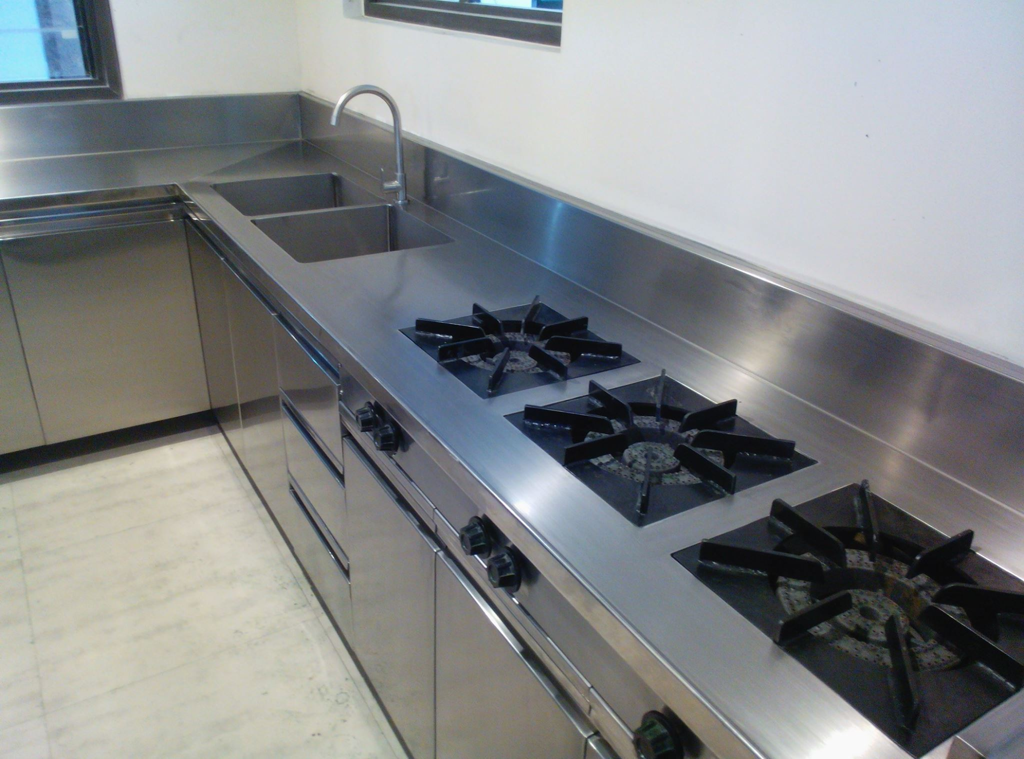 Complete Commercial Kitchen