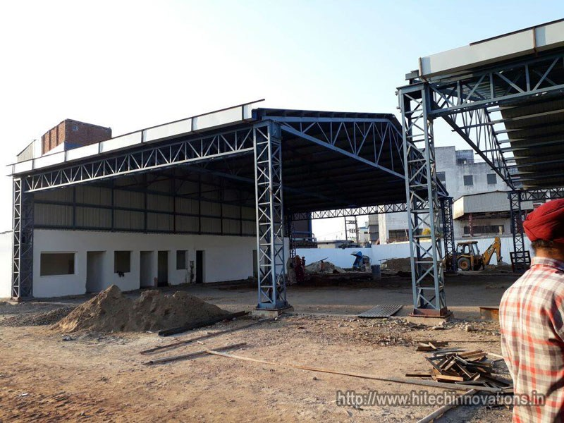 Roofing Shed & Industrial Shed Constructors Service Provider
