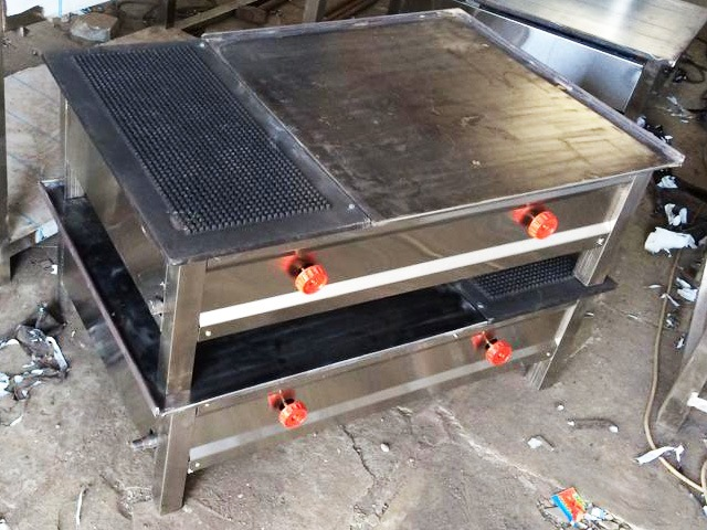 Roaster and Hot Plate