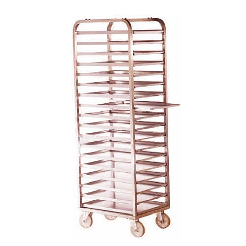 Stainless Steel Cooling Trolley HTI-CT-001