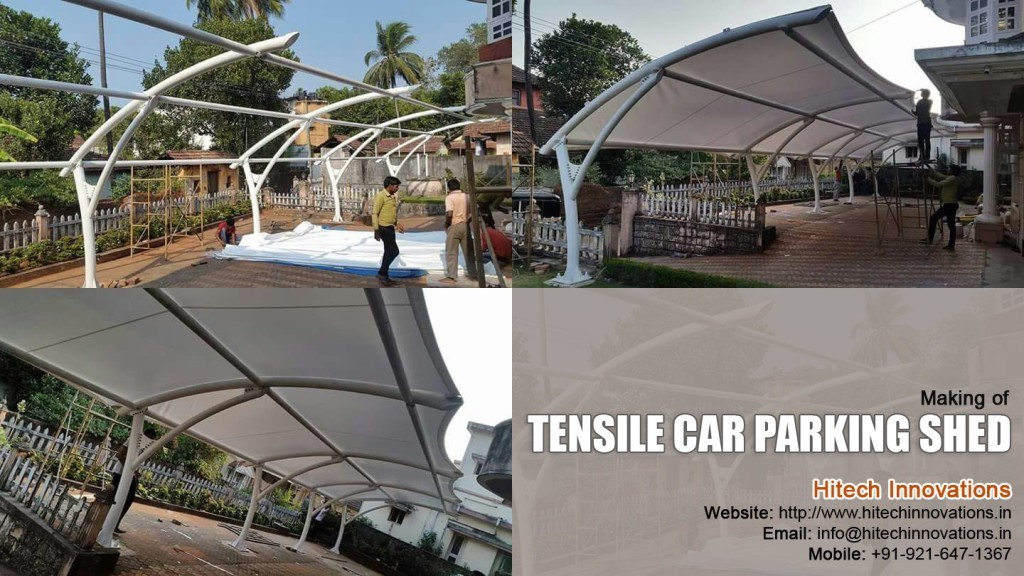 Tensile Shed