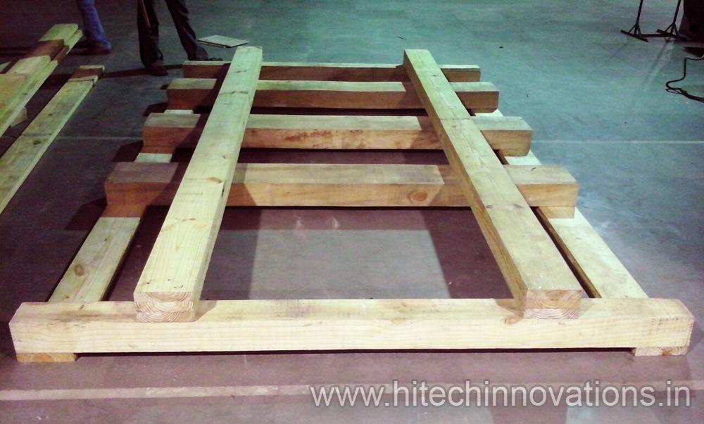 Heat treated wooden pallets manufacturer & exporter ...