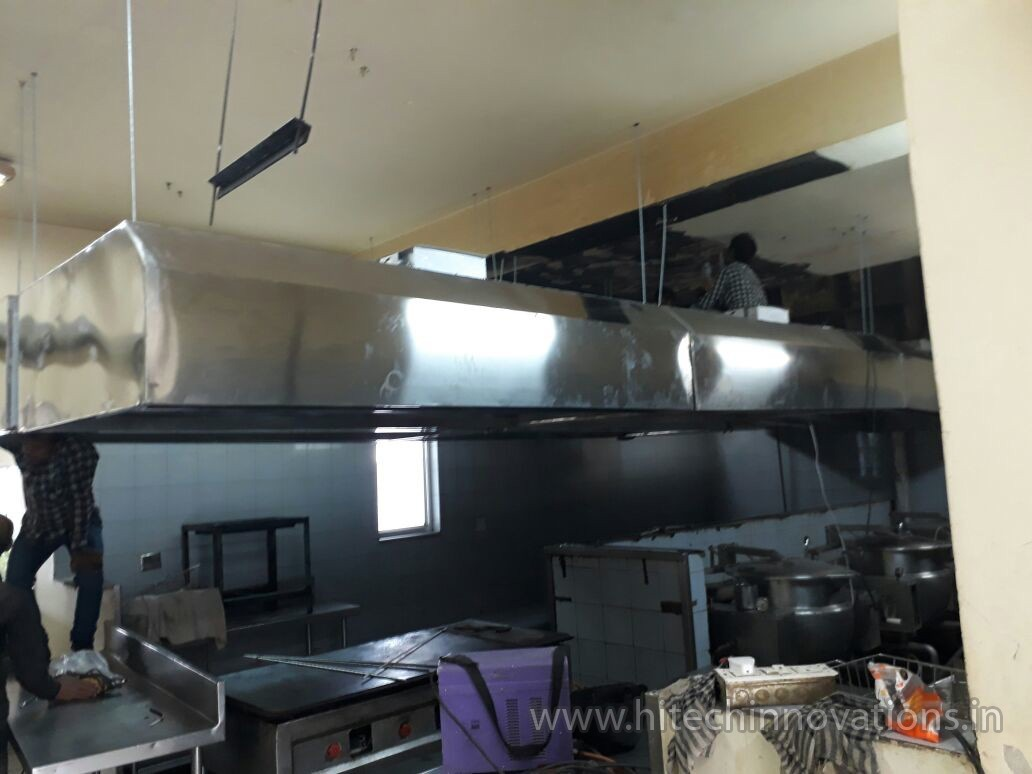 Installing Commercial Kitchen Exhaust 002