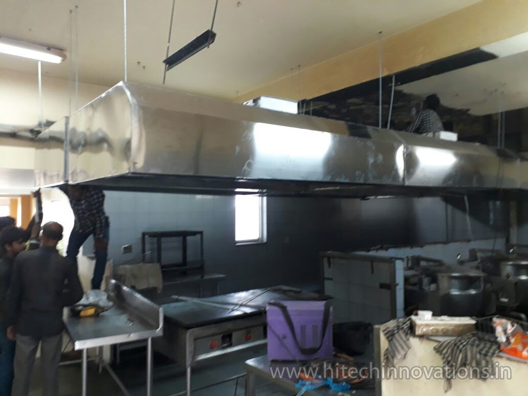 Installing Commercial Kitchen Exhaust