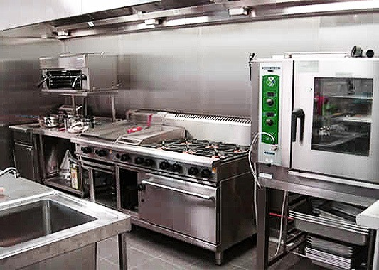 Hotel Kitchen Design Impressive Commercial Kitchens And Kitchen Equipment Manufacturer  Hitech . Design Decoration