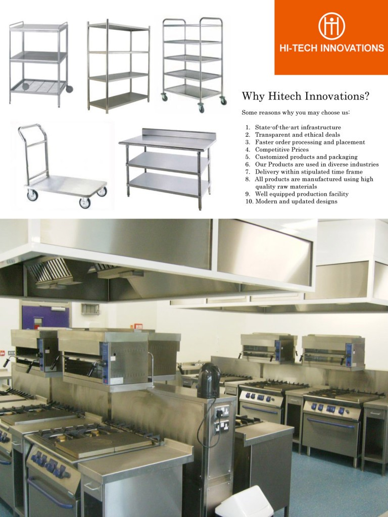 Commercial Kitchen Brochure - Page 3