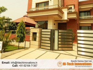 Stainless Steel Gate – HT-SSG-001