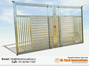 Stainless Steel Gate-00XX