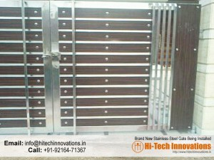Stainless Steel Gate 00YZ