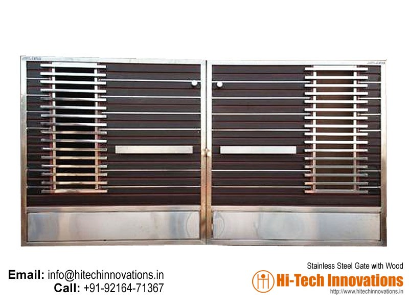 Stainless Steel Gates Manufacturer In Chandigarh Mohali