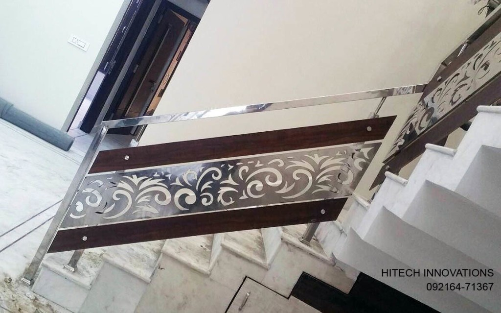 Stainless Steel Railings In Mohali Chandigarh And
