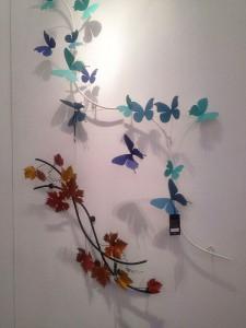 Wall Mural Flowers 02