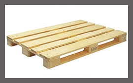 Heat Treated Wooden Pallet - Pic 3