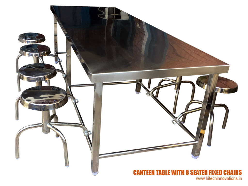 8-Seater-Canteen-Table
