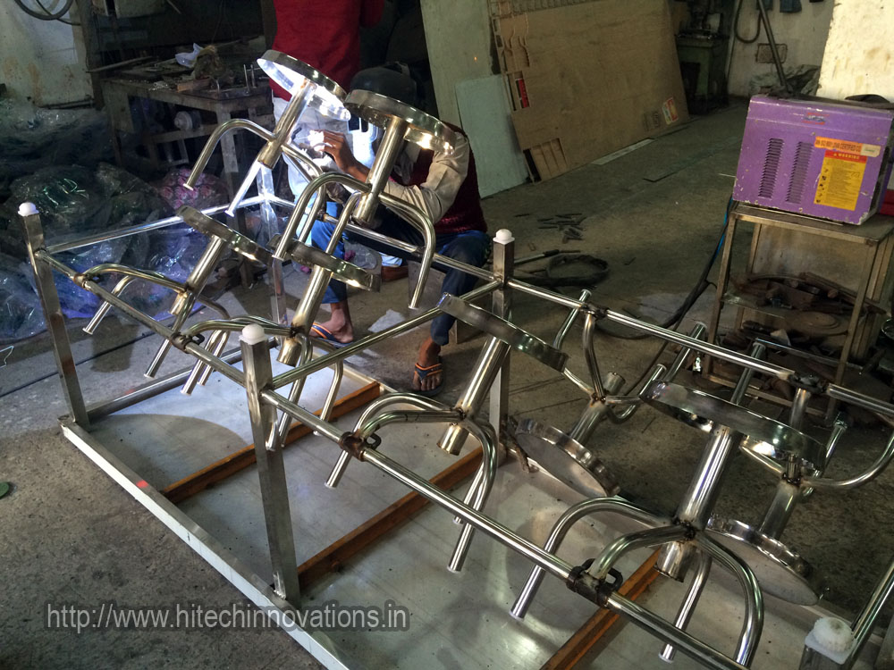 Manufacturing Canteen Table