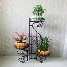Three-Tier-Shape-Stand-Planters
