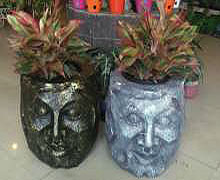 "15"" Rock Face Planters @ INR 2250"