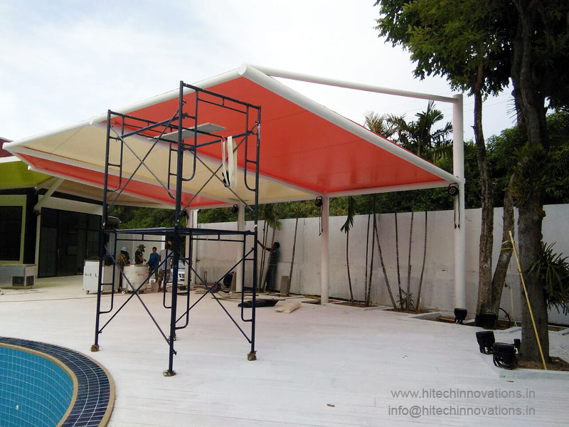 Tensile Shed Fixing