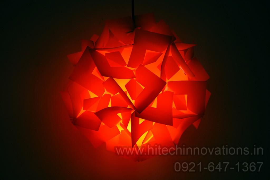 Jigsaw Lamp - HTI-002