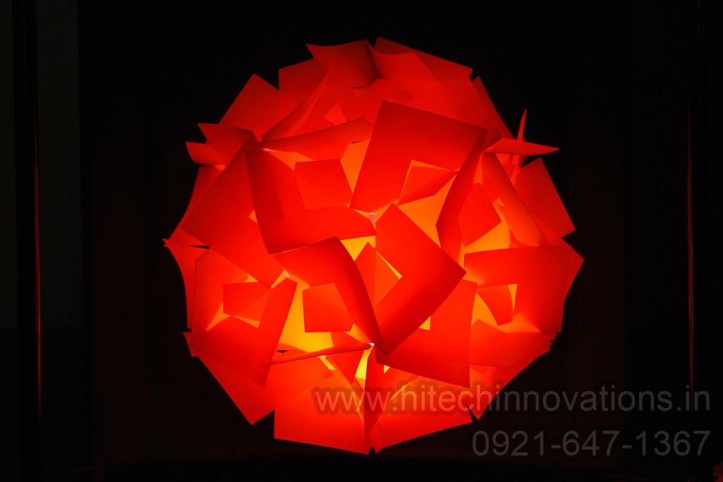 Jigsaw Lamp HTI-LAMP-005