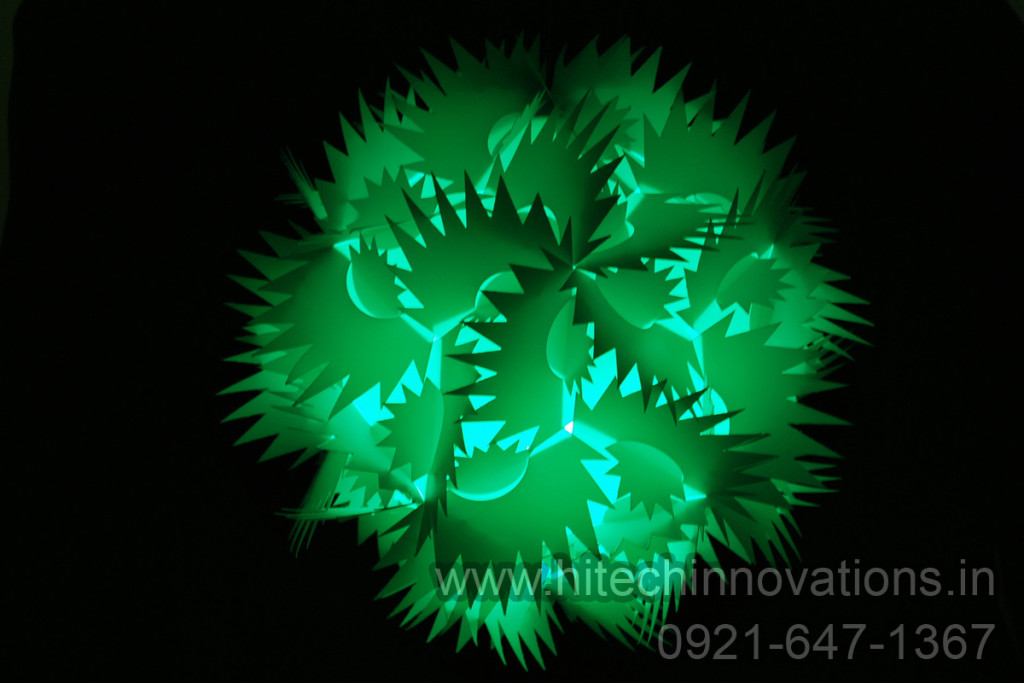 Jigsaw Lamp HTI-LAMP-007