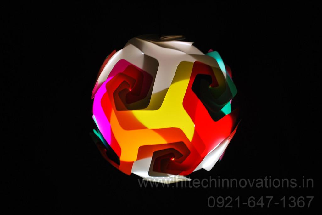 Jigsaw Lamp HTI-LAMP-008-A