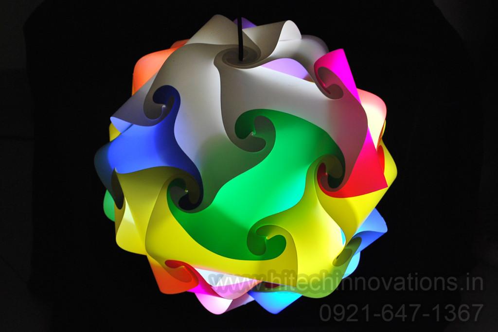 Jigsaw Lamp HTI-LAMP-0010