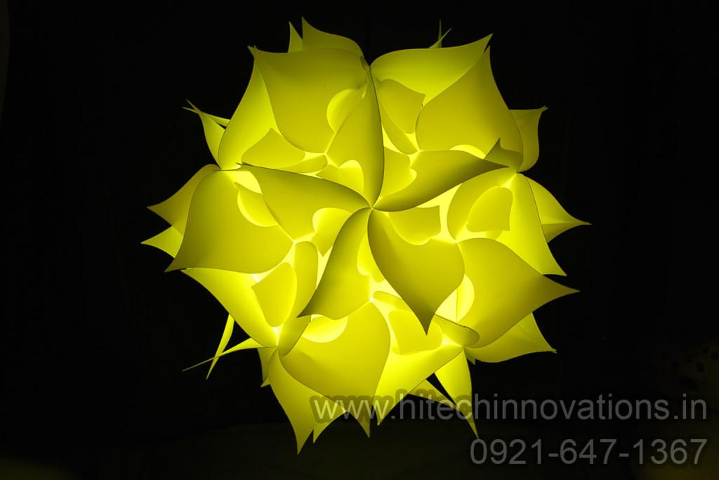 Jigsaw Lamp HTI-LAMP-0012
