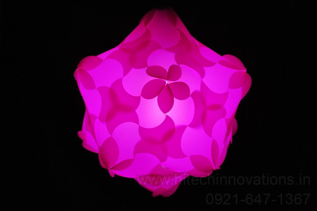 Jigsaw Lamp HTI-LAMP-0014