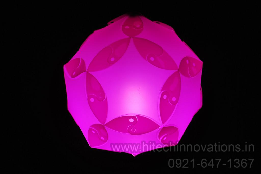Jigsaw Lamp HTI-LAMP-0017