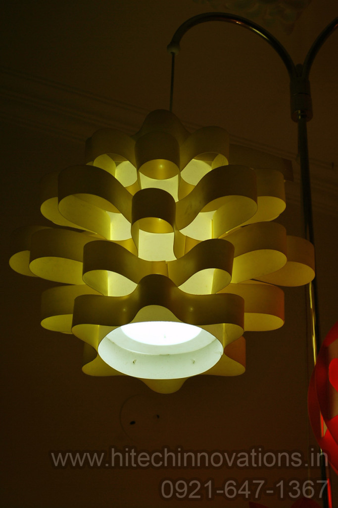 Jigsaw Lamp HTI-LAMP-0018