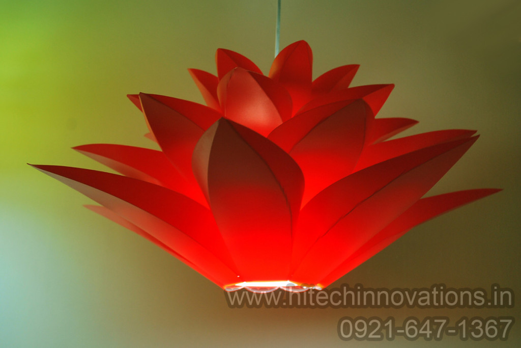 Jigsaw Lamp HTI-LAMP-0020