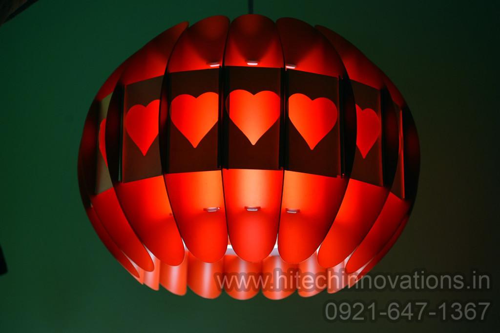 Jigsaw Lamp HTI-LAMP-0021