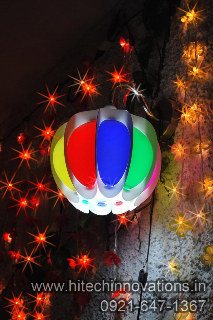 Jigsaw Lamp HTI-LAMP-0022