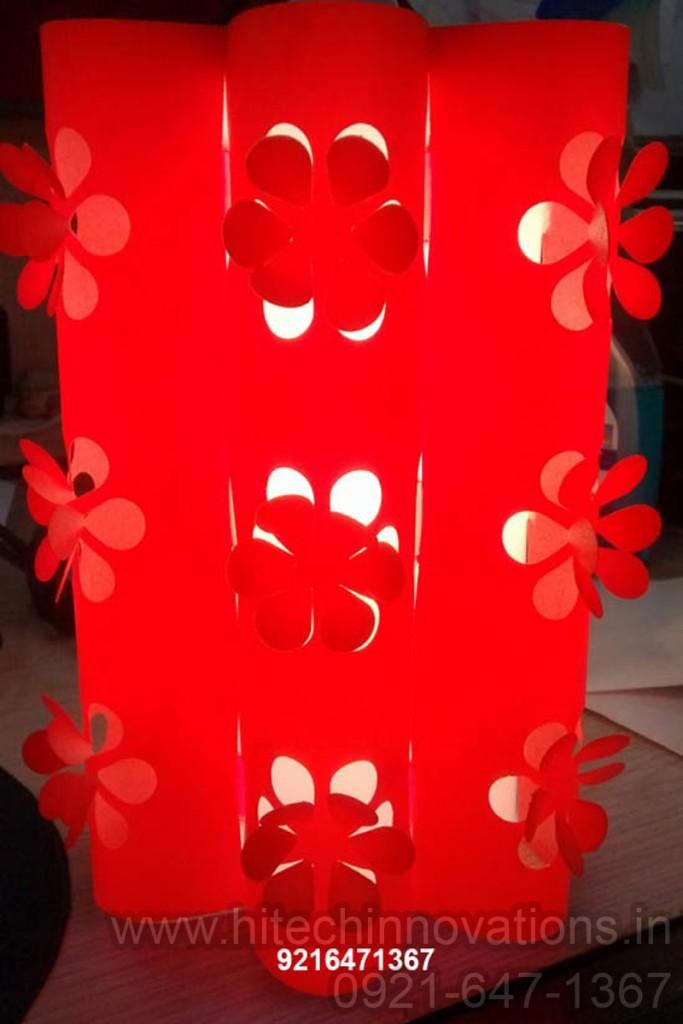 Jigsaw Lamp - HTI-001