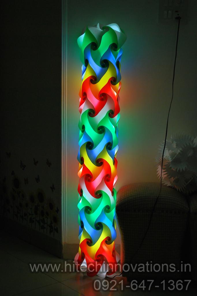Jigsaw Lamp HTI-LAMP-0035