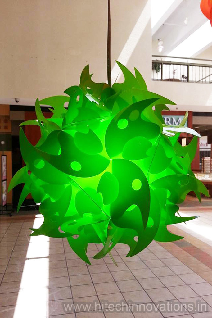 Jigsaw Lamp HTI-LAMP-041