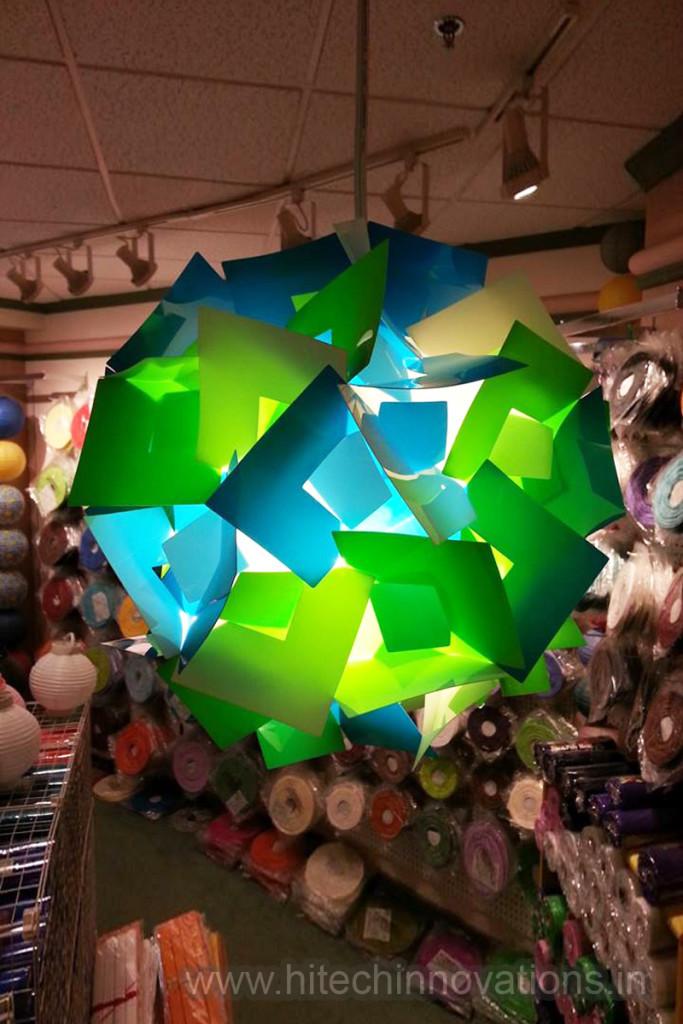 Jigsaw Lamp HTI-LAMP-042