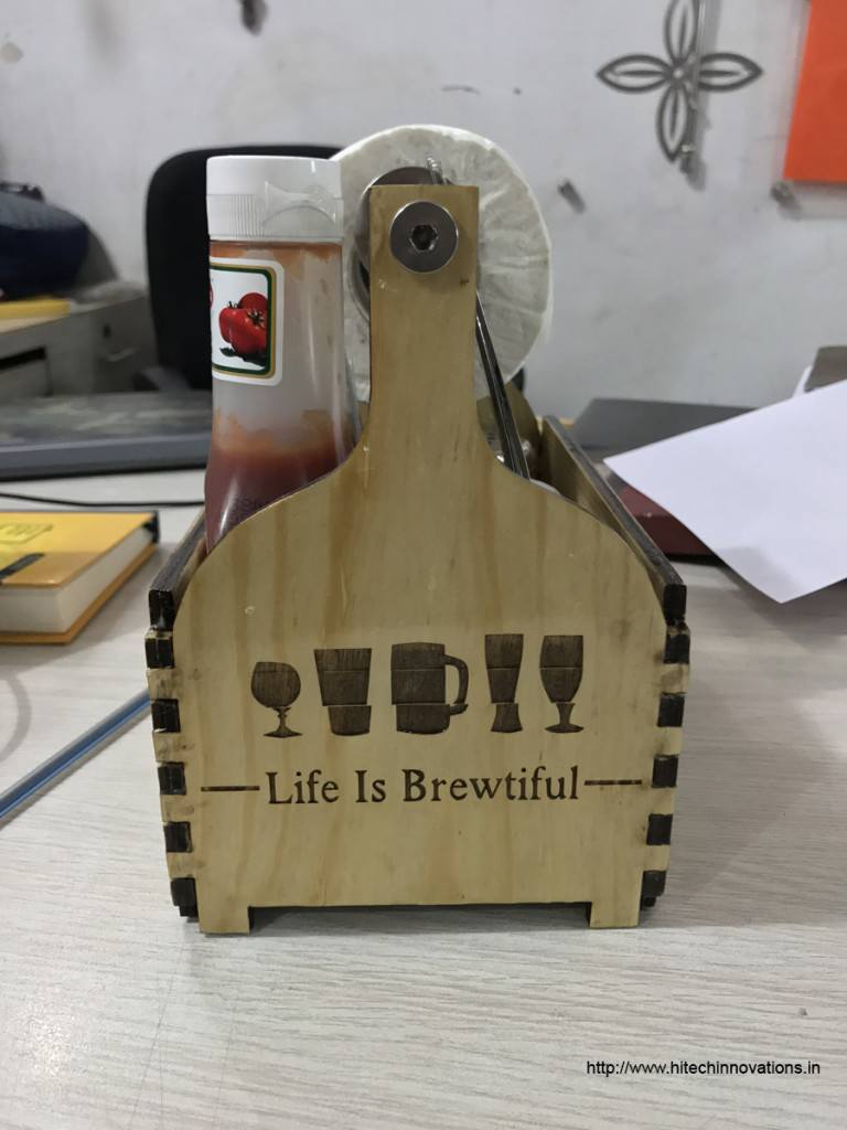 Wooden Caddy