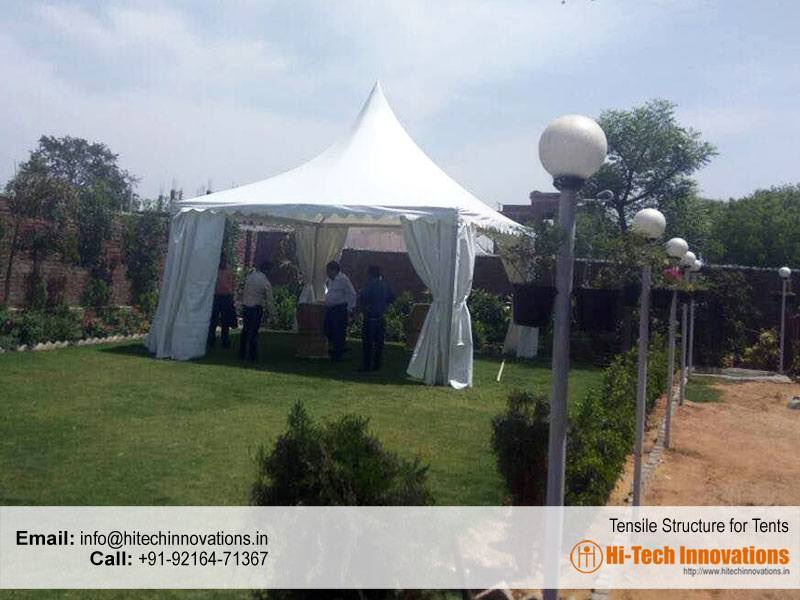 Tensile-Structure-Tents