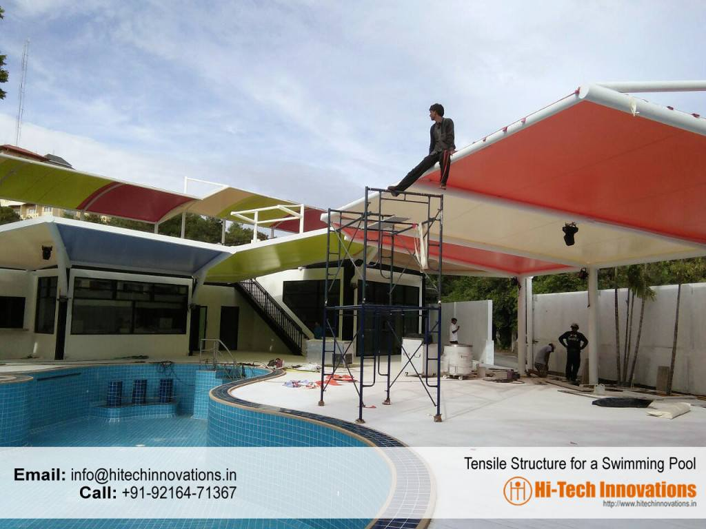 Tensile-Structure-for-Swimming-Pool