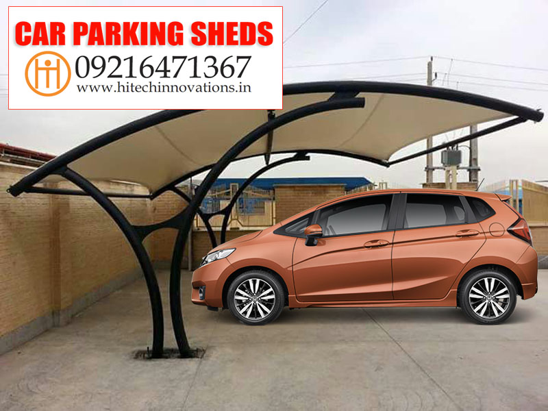 Car Parking Shed in Patiala | Bathinda