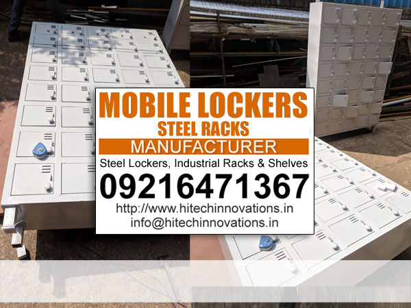 Steel Rack Manufacturer | Mobile Locker