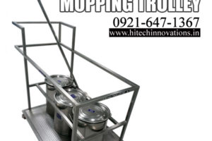 Mopping Trolley or Sweeping Trolley