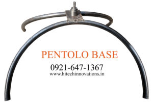 Pentolo Pan with Burner – First Time in India