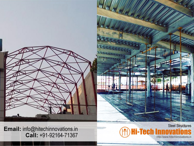 Steel Structures | Steel Structure Manufacturers