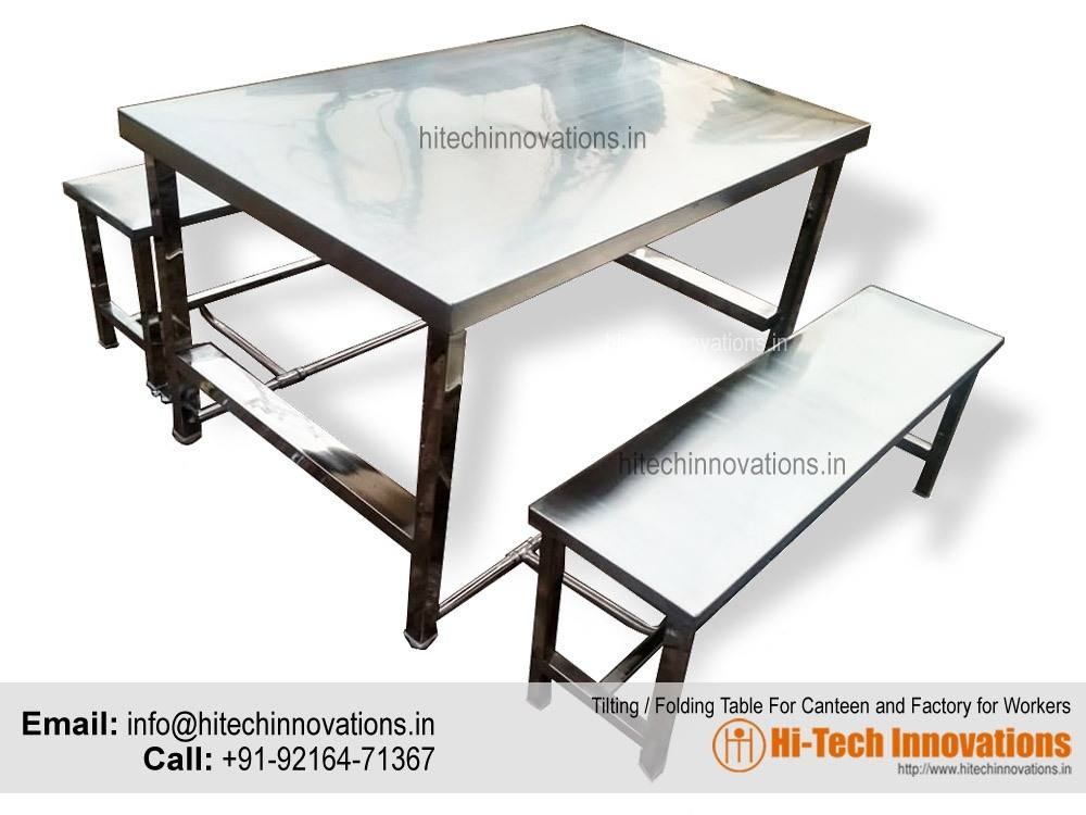 Folding Canteen Table for Workers