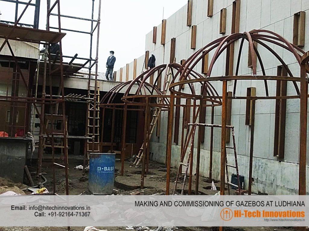Gazebo Manufacturer in Ludhiana