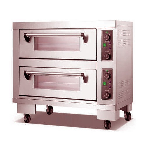 Double Deck Oven-HTI-DDOV-001