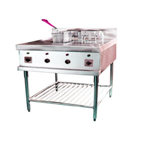 Double Deep Frying Stand HTI-DDFS-001